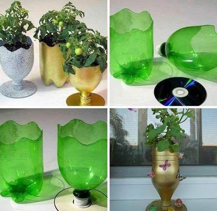 ایده های جالب با بطری نوشابه