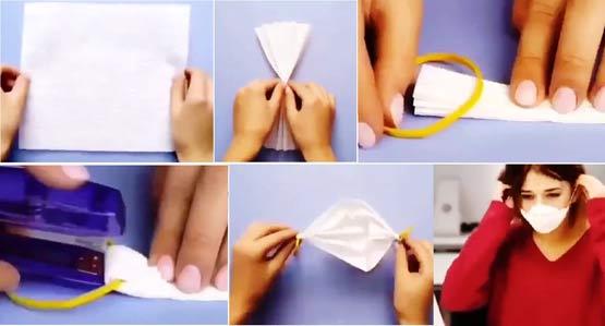 روش ساخت ماسک ، ایده های جالب